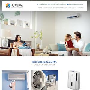 JC Clima - Ar Condicionados